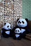 Плюшевая Панда 145 см | Плюшевий ведмедик Панда | Плюшевая игрушка Мистер Пух панда, фото 3