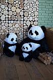 Плюшевая Панда 145 см | Плюшевий ведмедик Панда | Плюшевая игрушка Мистер Пух панда, фото 7