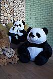 Плюшевая Панда 145 см | Плюшевий ведмедик Панда | Плюшевая игрушка Мистер Пух панда, фото 9