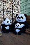 Плюшевая Панда 145 см | Плюшевий ведмедик Панда | Плюшевая игрушка Мистер Пух панда, фото 2