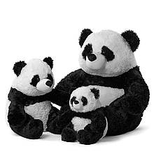 Плюшевая Панда 145 см   Плюшевий ведмедик Панда   Плюшевая игрушка Мистер Пух панда