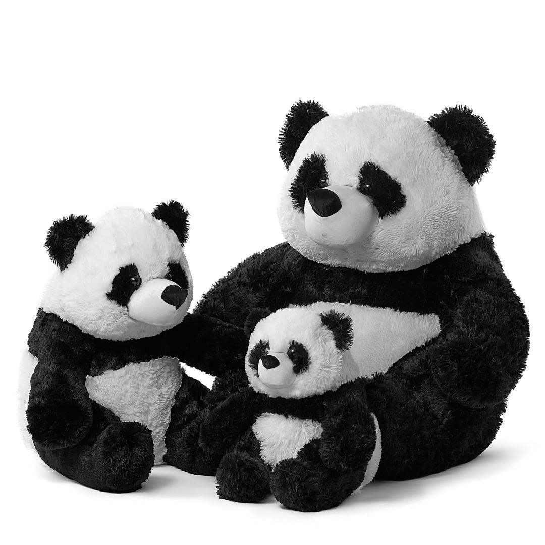 Мягкая игрушка Панда 70 см | Игрушка панда | Плюшевую панду