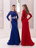 Вечернее платье (8) для выпускных вечеров и свидетельниц (цвета - в ассортименте)