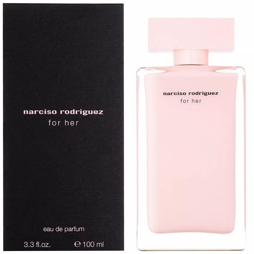Женская парфюмированная вода Narciso Rodriguez For Her 100 мл (Euro)