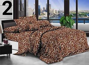 Комплект постельного белья, бязевый 180/200, двуспальный