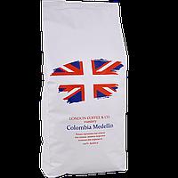 """Кофе """"LONDON"""" 100% Арабика. Colombia Medellin Coffee 1кг"""