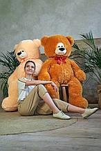 Плюшевый мишка Боря 120 см цвет карамель | Плюшевые медведи | Онлайн магазин мишек