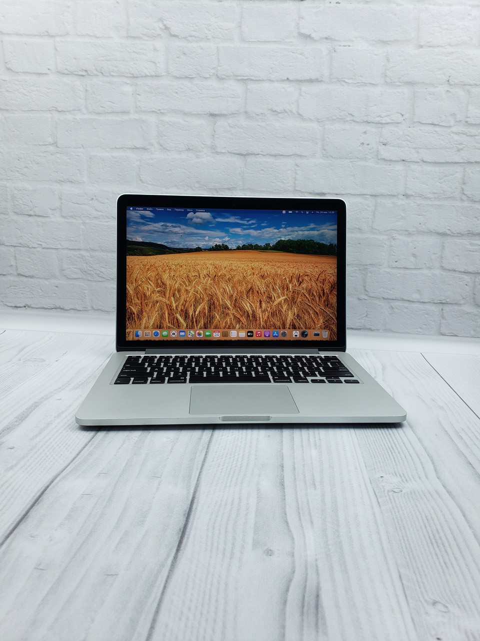 MacBookPro13,3'Early2015MF839SSD256 Gb8Gb RAMМагазин Гарантия