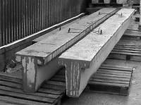 ЛЖ - 84  лежні - фундамент під обладнання трансформаторних підстанцій