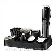 Професійна машинка для стрижки волосся VGR-012, фото 3