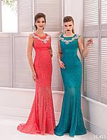 Вечернее платье (11) для выпускных вечеров и свидетельниц (цвета - в ассортименте)