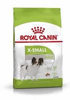 Сухий корм Royal Canin X-Small Adult (Роял Канін Ікс-Смол Эдалт) 3 кг для мініатюрних дорослих собак