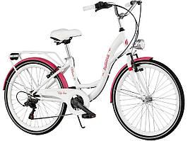 """Молодежный велосипед INDIANA Moena 24"""""""