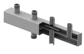Коллектор для теплого пола (коллектор отопления) РК-50-2