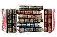 """""""Новий енциклопедичний словник образотворчого мистецтва"""" подарункове видання 10 томів в шкіряній палітурці, фото 2"""