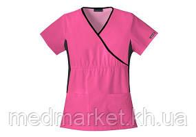 Женская медицинская футболка с резинкой 2500 SHPB