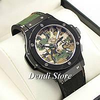 Часы Hublot Big Bang Chronograph AAA Military 1241