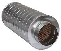 Шумоглушитель канальный круглый Канал-ГКК-100-600 900