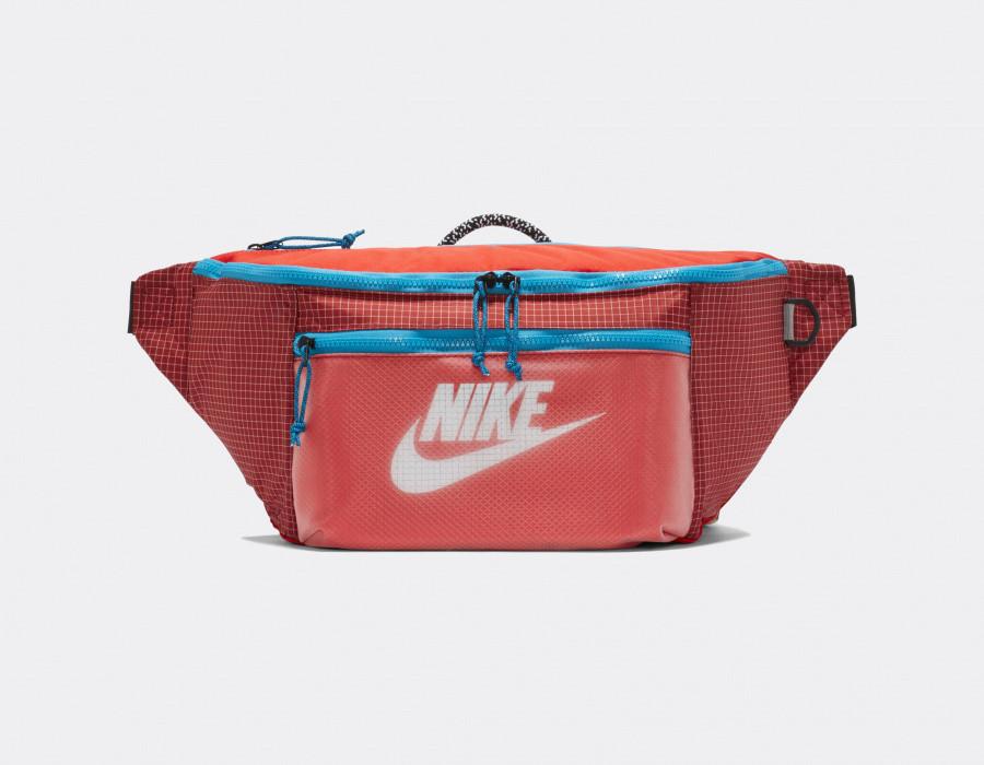 Сумка на пояс Nike Tech CV1411-673 Червоний