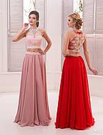 Вечернее платье (14) для выпускных вечеров и свидетельниц (цвета - в ассортименте)