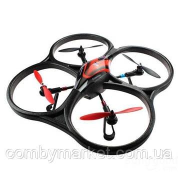 Квадрокоптер великий WL Toys V393 Cyclone безколекторний