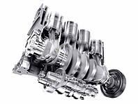 Дизельный двигатель 3Д6