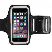 Чехол на руку для iPhone 6 Plus/7 Plus SCH-1 Черный чехлы для мобильных телефонов