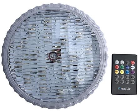 Світлодіодна лампа PAR56 AstralPool 25 Вт (RGB) з пультом управління