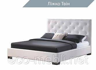 Ліжко двохспальне  Твін власного виробництва з підйомним механізмом