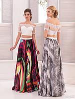 Вечернее платье (15) для выпускных вечеров и свидетельниц (цвета - в ассортименте)
