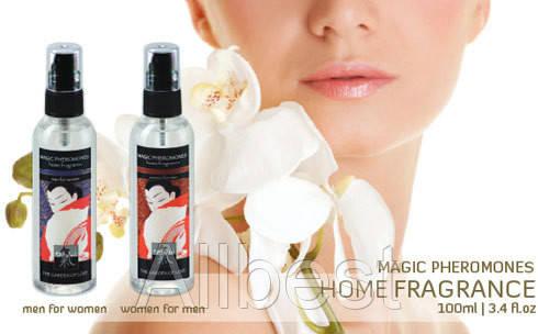 Спрей с феромонами для помещения для обольщения мужчин HOT - SHIATS  100 мл. (H66076)