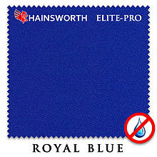 Сукно Hainsworth Elit-pro Royal Blue для бильярдных столов