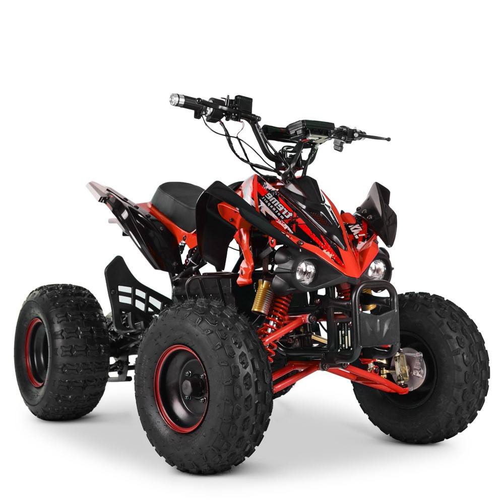 Дитячий квадроцикл HB-EATV1500Q2-3(MP3), мотор-диференціал 1500W, 5аккум 12V, SD, кольоровий дисплей
