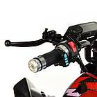 Дитячий квадроцикл HB-EATV1500Q2-3(MP3), мотор-диференціал 1500W, 5аккум 12V, SD, кольоровий дисплей, фото 3