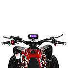 Дитячий квадроцикл HB-EATV1500Q2-3(MP3), мотор-диференціал 1500W, 5аккум 12V, SD, кольоровий дисплей, фото 4