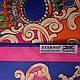 Женский оригинальный атласный платок размером 100*101 см ETERNO (ЭТЕРНО) ES0406-3-19, фото 2
