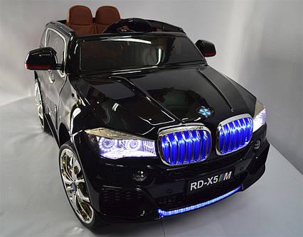 Детский электромобиль Машина M 2762(MP4)EBLR-2 с колесами Eva,открывающимся дверями, 35W, и 2 моторами, USB