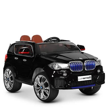Детский электромобиль Машина M 2762 (MP4) EBLRS-2 с колесами Eva,открывающимся дверями, 35W, и 2 моторами, USB