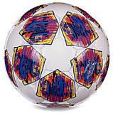 М'яч футбольний №5 PU ламін. CHAMPIONS LEAGUE FINAL MADRID (№5, 5 сл., Зшитий вручну), фото 2