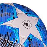М'яч футбольний №5 PU ламін. CHAMPIONS LEAGUE FINAL MADRID (№5, 5 сл., Зшитий вручну), фото 6