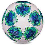 Мяч футбольный №5 PU ламин. CHAMPIONS LEAGUE FINAL MADRID(№5, 5 сл., сшит вручную), фото 8