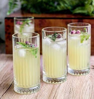 Old fashion стакани для віскі ELYSIA 210 мл