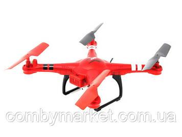 Квадрокоптер WL Toys Q222G Spaceship з барометром і FPV системою (червоний)