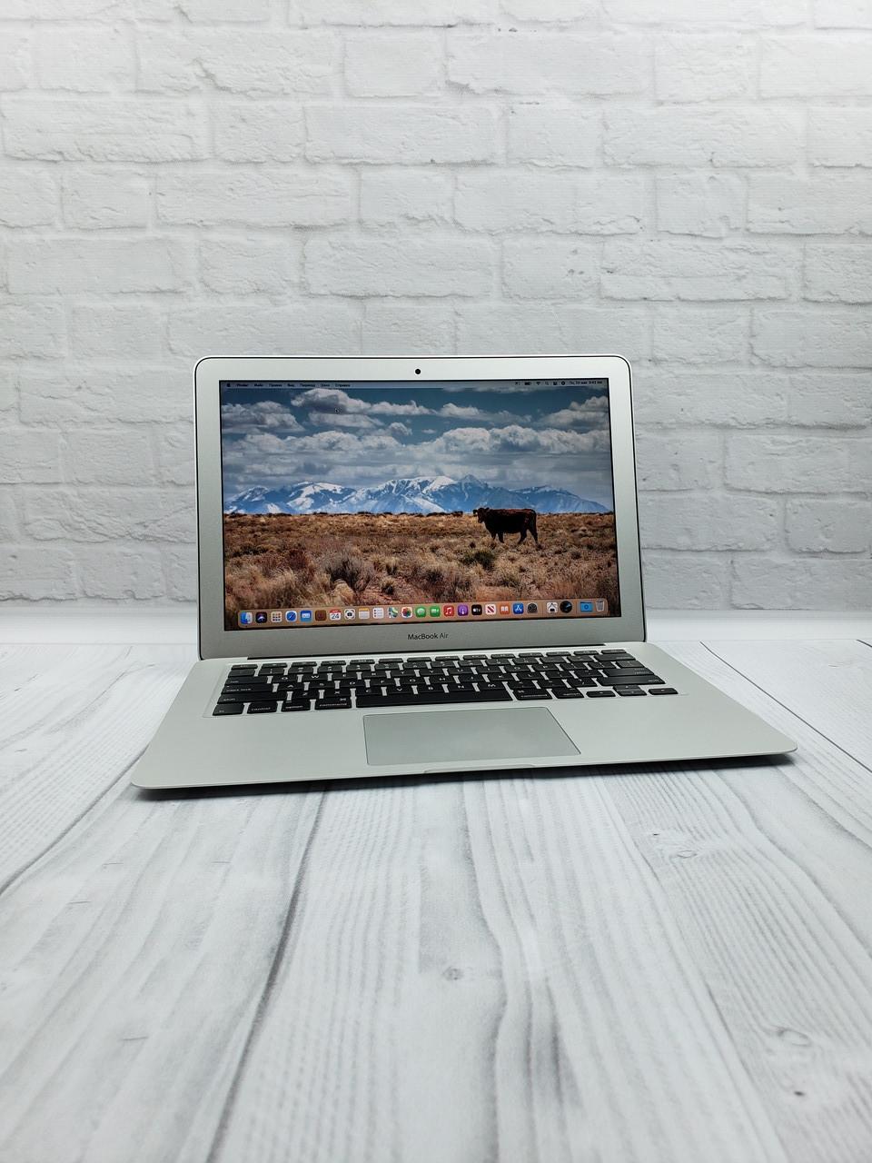 MacBookAir13,3'Mid2017MQD32SSD256 Gb8Gb RAMМагазин Гарантия