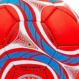 М'яч футбольний №5 грипу 5сл. BAYERN MUNCHEN FB-0047-158 (№5, 5 сл., Зшитий вручну), фото 3