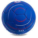 Мяч футбольный №5 Гриппи 5сл. CHELSEA FB-0611 (№5, 5 сл., сшит вручную), фото 2