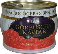 Икра gorbuscha kaviar lemberg