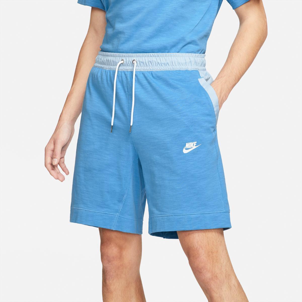 Шорты Nike Sportswear Short Black CZ9868-462 Синий