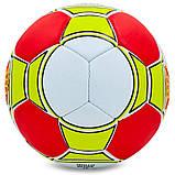 Мяч футбольный №5 Гриппи 5сл. MANCHESTER FB-0047-125 (№5, 5 сл., сшит вручную), фото 2