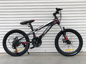 """Гірський Велосипед TopRider 20 дюймів """"611"""" червоний"""